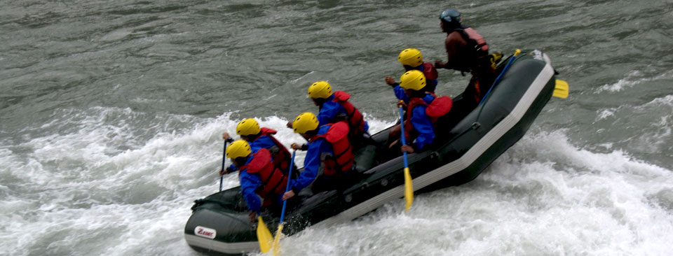 Tamor River Rafting]