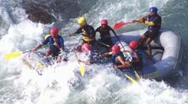 Tamor River Rafting