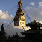 Sightseeing in Kathmandu Valley